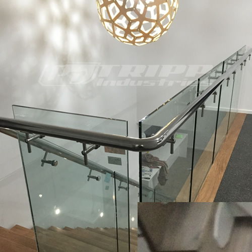 Rails and Balustrade